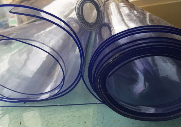 pvc in different thicknesses