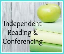 Independent Reading & Conferencing Resources Free from The Curriculum Corner