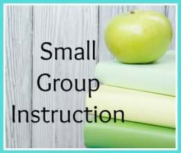Small Group Instruction Resources Free from The Curriculum Corner
