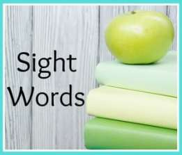 Sight Word Resources Free from The Curriculum Corner