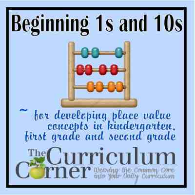 Beginning 1s and 10s