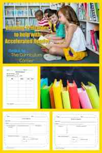 Accelerated Reader Pritables