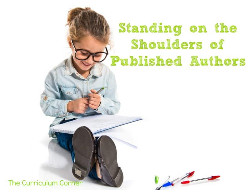 FREE Writing Workshop Unit of Study from The Curriculum Corner
