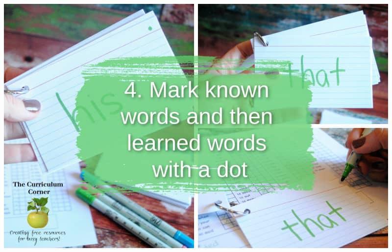 sight word mastery