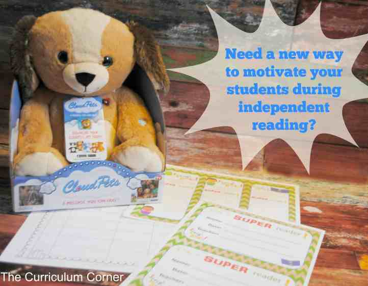 Use CloudPets as a way to motivate reluctant readers during independent reading time. PLUS, grab the free independent reading printables.
