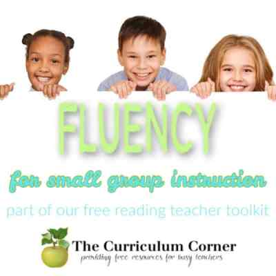 Fluency for Small Groups