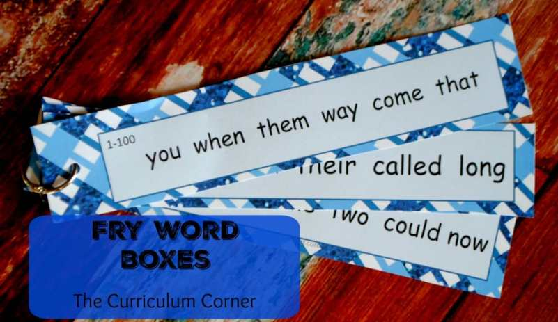 Fluency for Small Groups FREE from The Curriculum Corner | Huge collection of freebies for your small group instruction! The Curriculum Corner