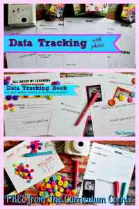 FREE Data Tracking Collection from instax & The Curriculum Corner