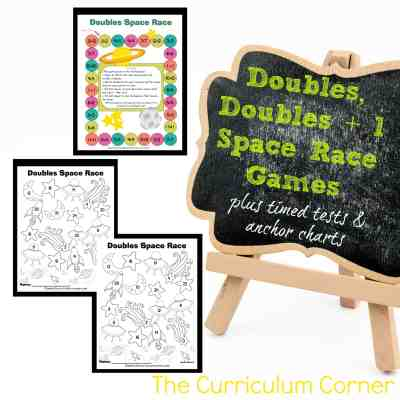 Doubles Addition Games 4