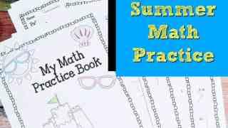 3rd Grade Standards Summer Math Practice
