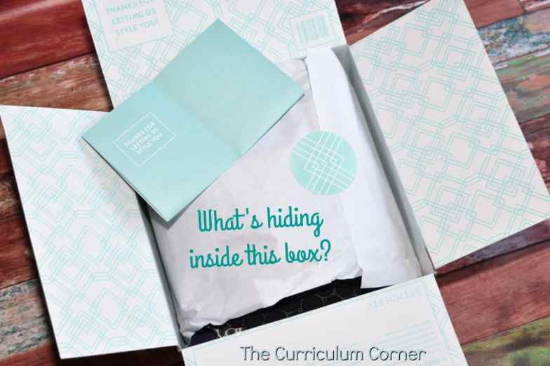Our Second Stitch Fix Review by The Curriculum Corner