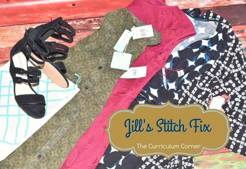 Our Second Stitch Fix Review by The Curriculum Corner 7