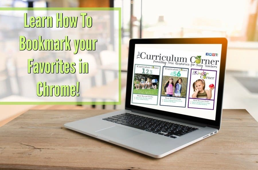 Bookmarking in Chrome is the simplest way to save your favorite sites and resources for future use. Follow this tutorial by The Curriculum Corner.