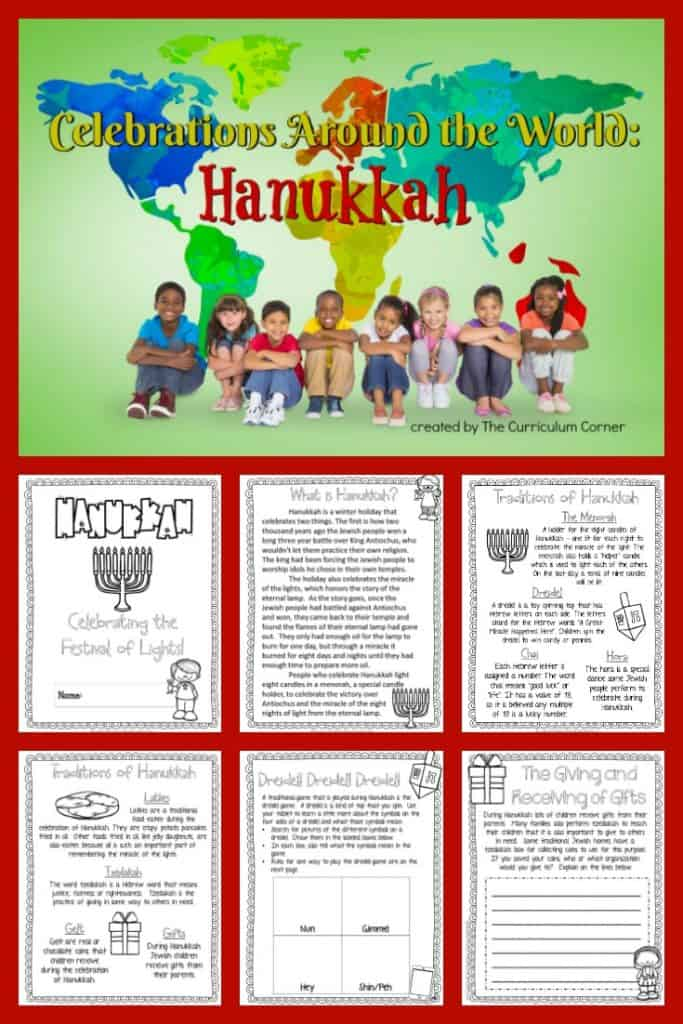 Hanukkah Traditions - Celebrations Around the World 2