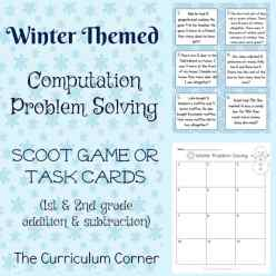 Winter Problem Solving 2