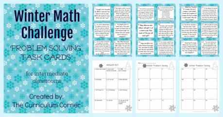 Math Challenge Word Problems