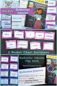 Katherine Johnson: a collection of resources to help your students learn about Katherine Johnson through reading.