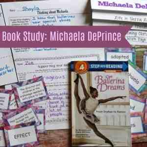 MIchaela DePrince Study