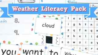 Weather Literacy Pack