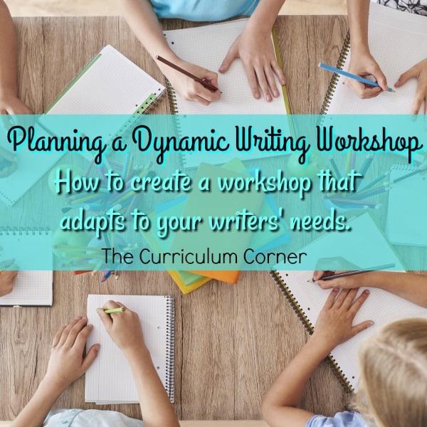 dynamic writing workshop