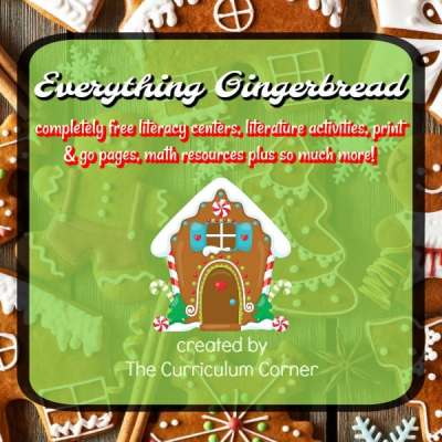 Everything Gingerbread