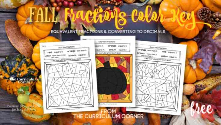Fall Fraction Practice