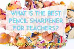 What is the best pencil sharpener for teachers?