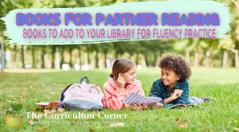 books for partner reading