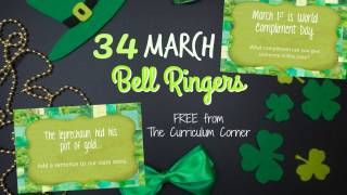 March Bell Ringers for Intermediate Classrooms