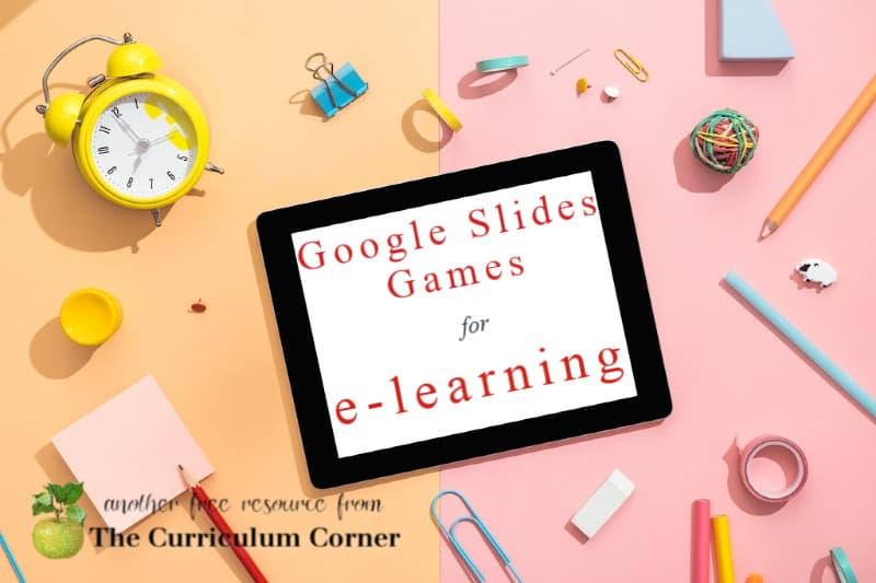 google slides games