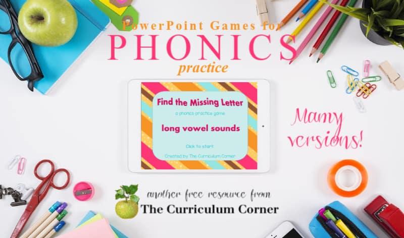 interactive phonics games