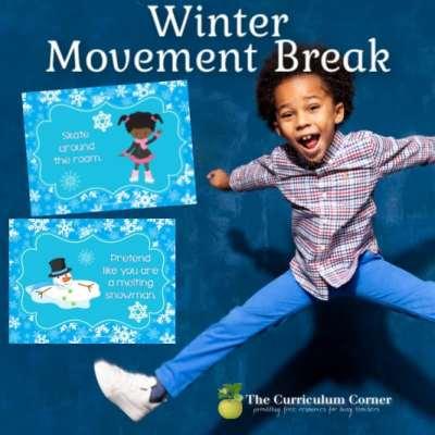 Winter Movement Break