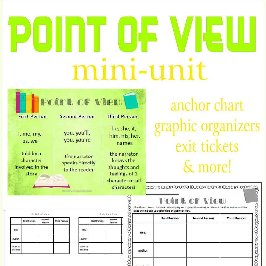 Point Of View Mini Unit