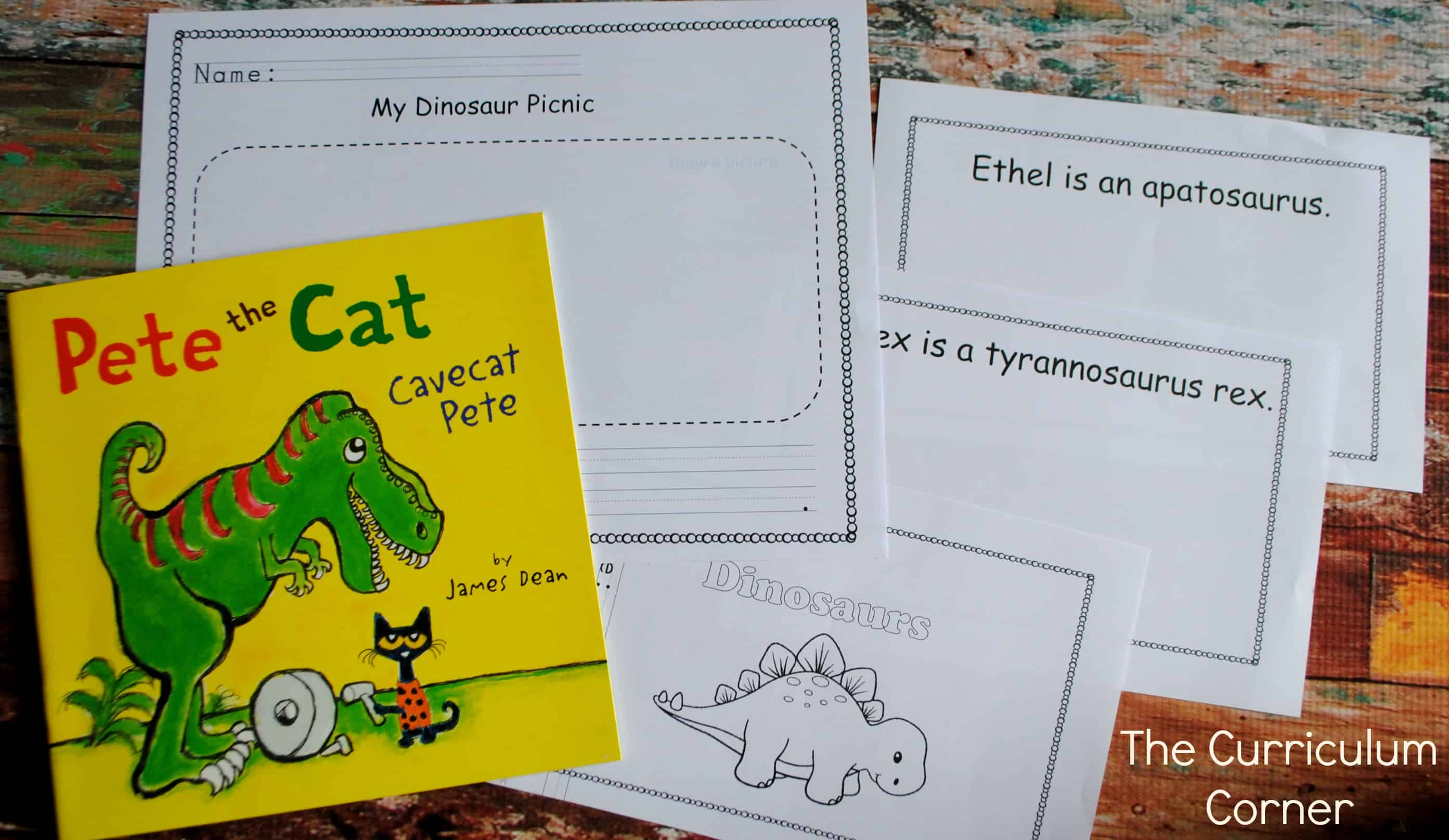 Pete the Cat Resources - The Kinder Corner