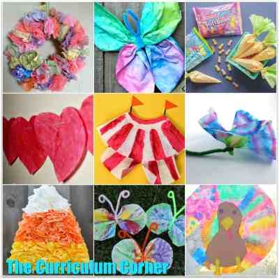 20 Coffee Filter Crafts