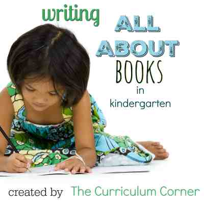 """""""All About"""" Books: Writing Unit of Study"""