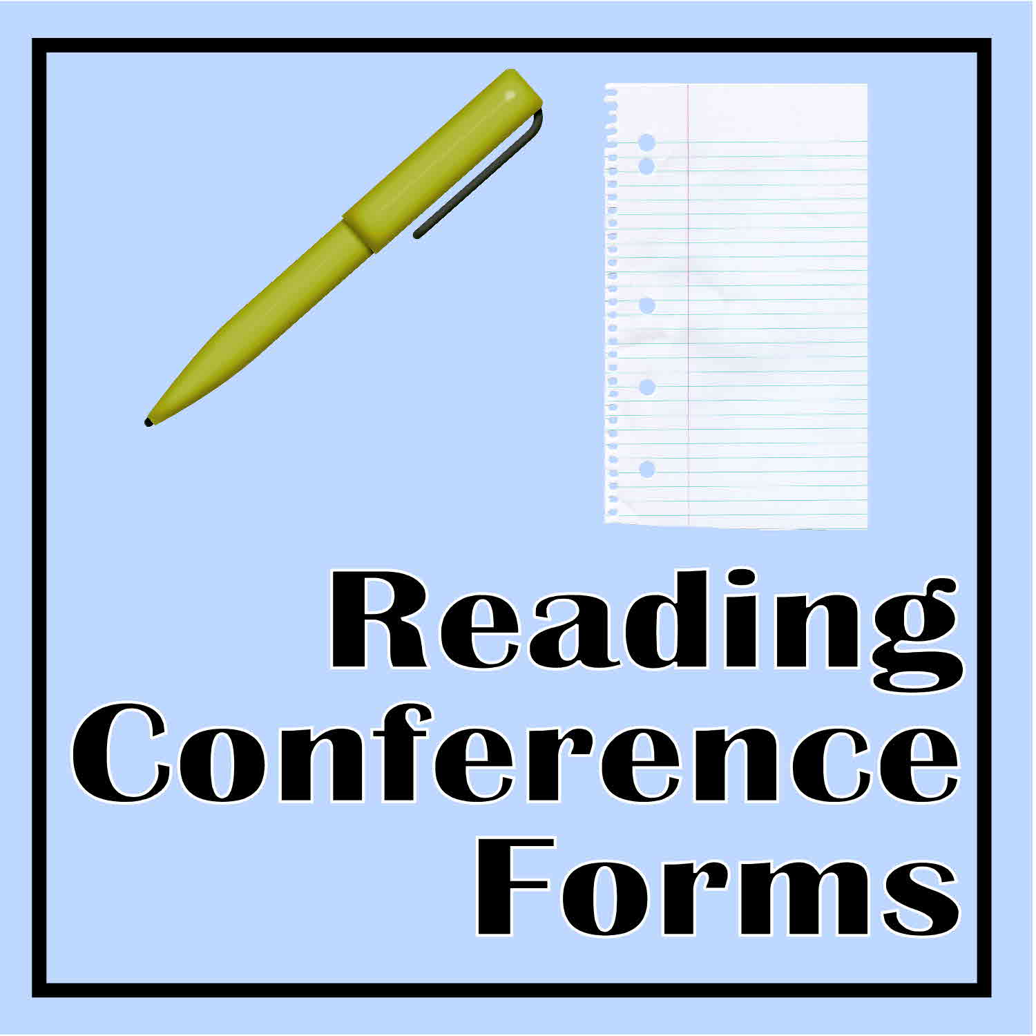 conference forms for teachers