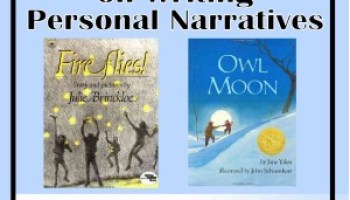 Unit of Study: Personal Narratives - The Curriculum Corner 123