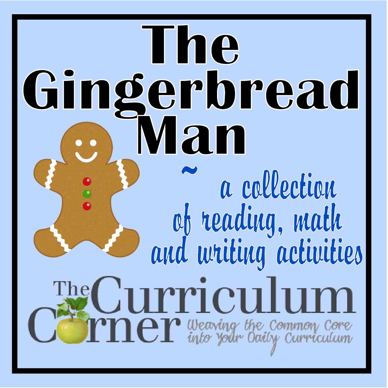 Gingerbread Stories Activities