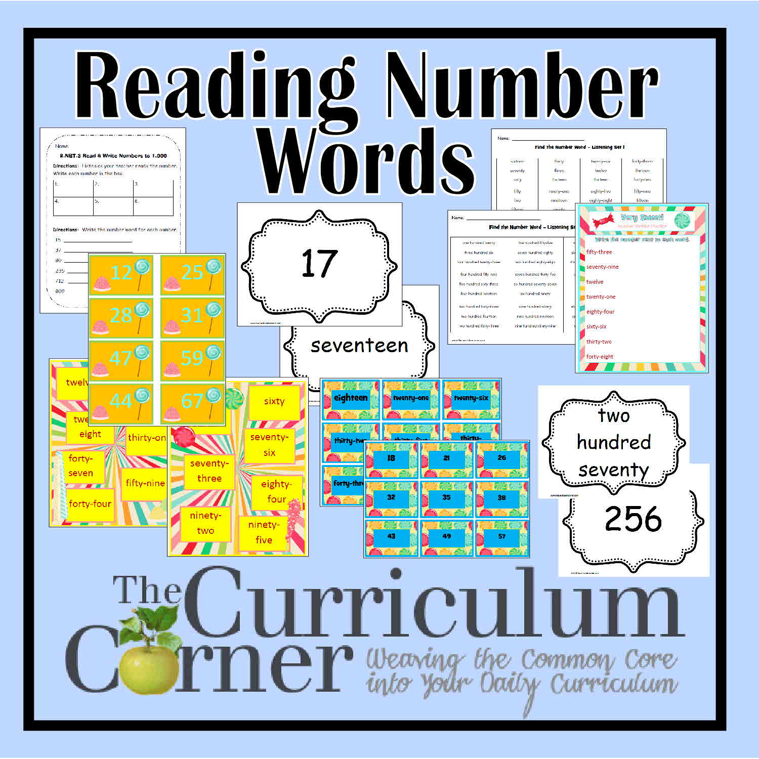 Worksheet Reading Help For 2nd Graders reading number words the curriculum corner 123 working on to 1000 can be difficult for some second graders help us address this we have created a collection of activitie