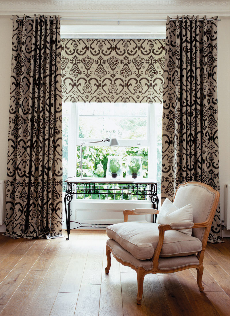 how long should curtains be the