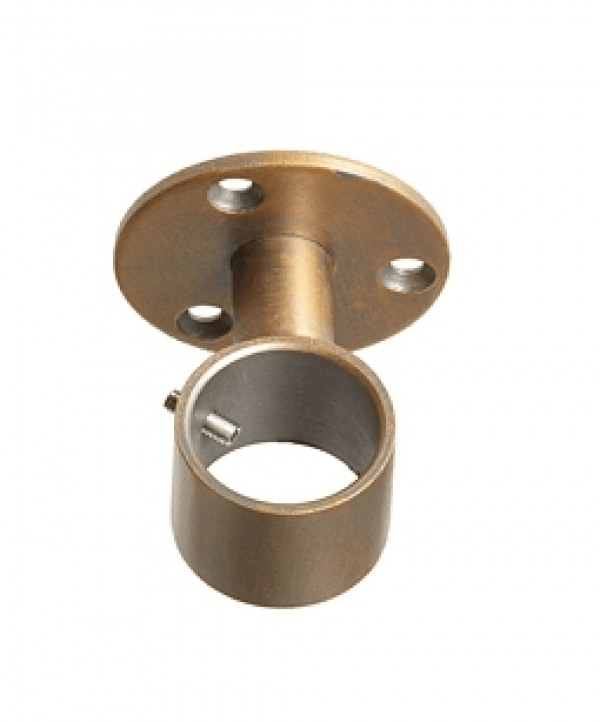 ceiling mount curtain rod bracket for 1 drapery rods each