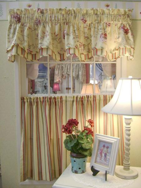 curtains valences panels window