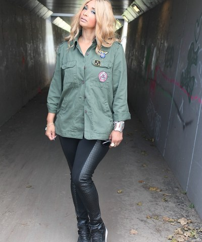 OUTFIT | THE ARMY STYLE 5