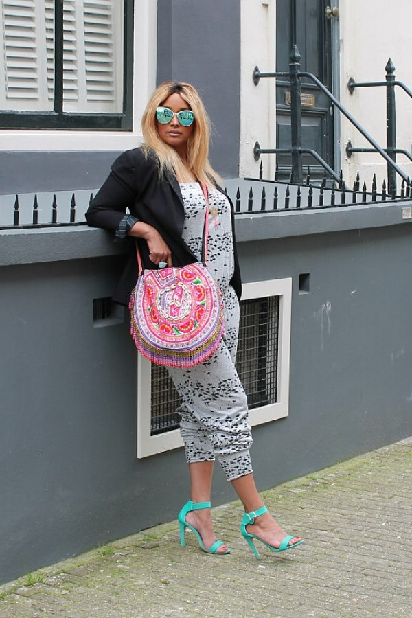 style blogger city chic