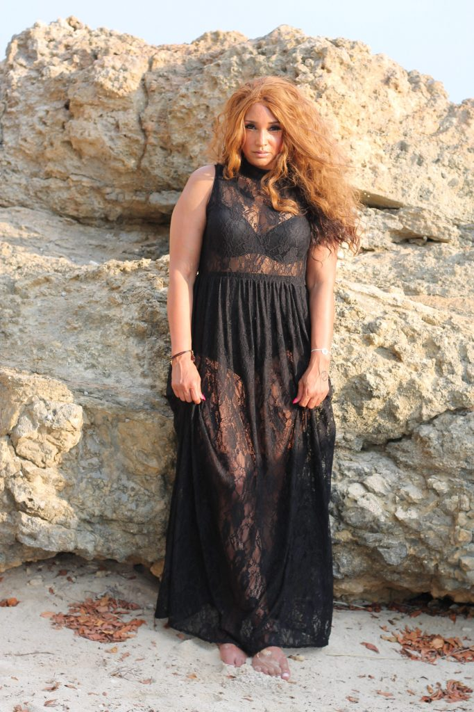 Lace dress Forever21plus