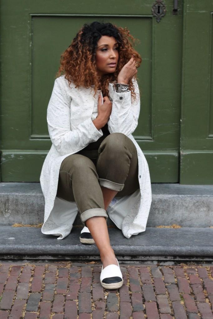 Carmakoma coat Navabi fashion