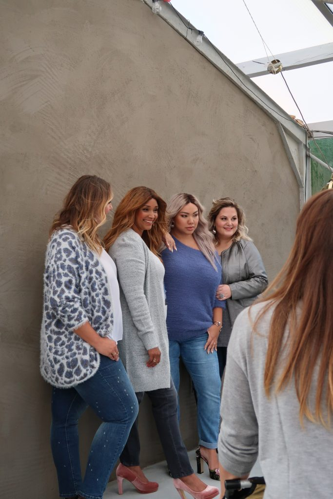 BEHIND THE SCENE OF THE MS MODE DENIM SHOOT 7