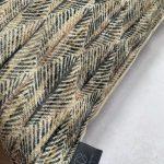 Neutral Leaf Cushion