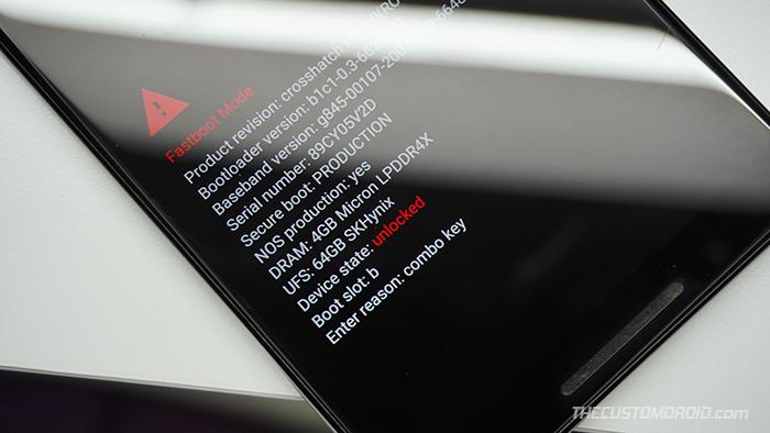 Чтобы получить root права на Android 11, сначала разблокируйте загрузчик телефона.